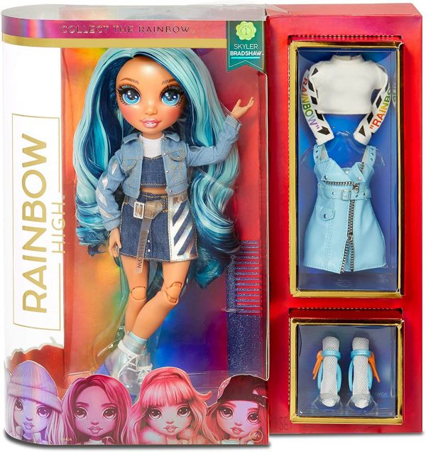 Rainbow High Skyler Fashion doll