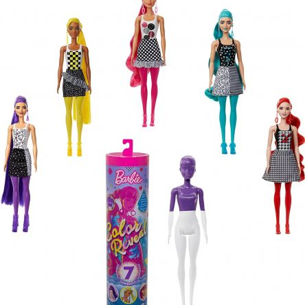 Barbie Color Reveal 7 sorprese