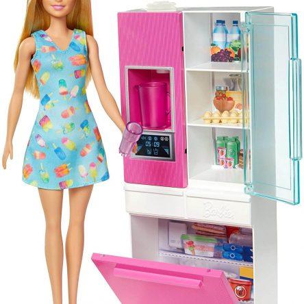 Barbie Arredamento Frigo