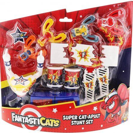 FantastiCats Super Cat-apult Stunt Set