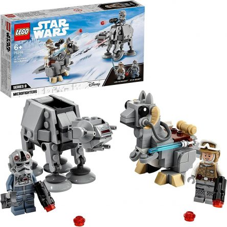 Lego Star Wars AT-AT vs Tauntaun Microfighter 75298