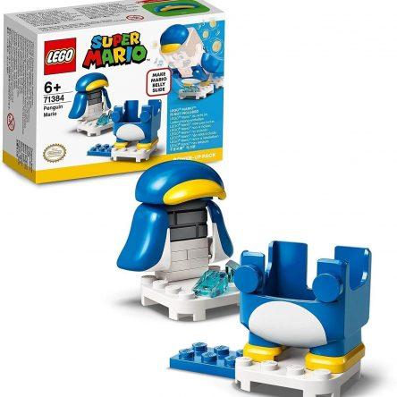 Super Mario Pinguino Power up