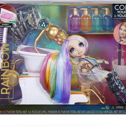 Rainbow Salone Acconciature