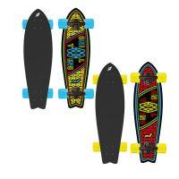Skateboard Twins ABEC5 portata 100 kg
