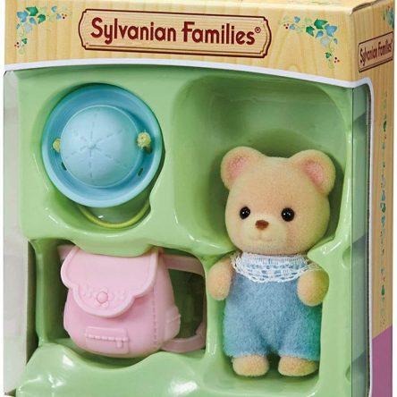 Sylvanian Family Bebè Orso