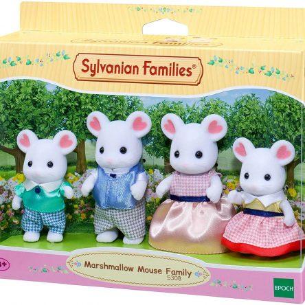 Sylvanian Family Marshmallow